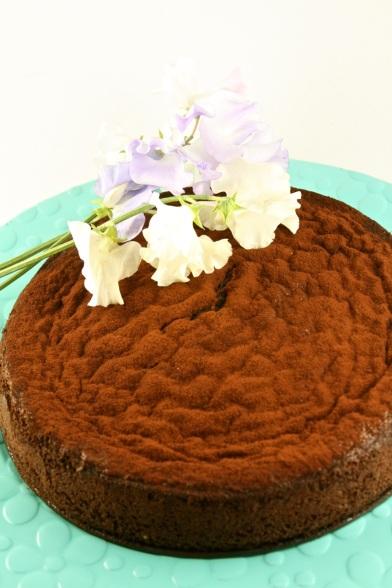 Naidželas šokolādes kūka - 01