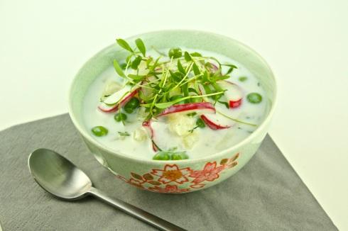 Auksta balta zupa - 1